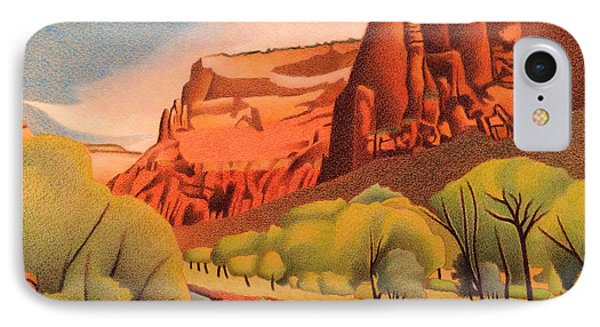 Zion Canyon IPhone Case by Dan Miller