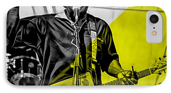 Bo Diddley Collection IPhone Case by Marvin Blaine