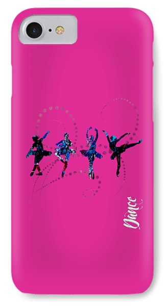 Dance Collection IPhone Case by Marvin Blaine