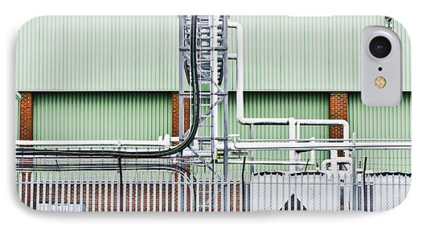 Factory IPhone Case by Tom Gowanlock