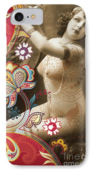 Goddess IPhone Case by Chris Andruskiewicz
