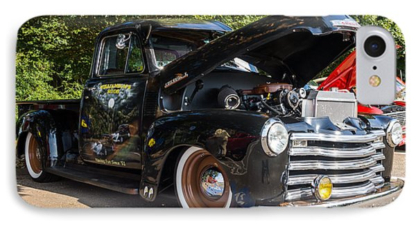 Hall County Sheriffs Office Show And Shine Car Show IPhone Case by Michael Sussman
