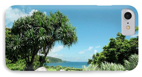 Keanae Maui Hawaii IPhone Case