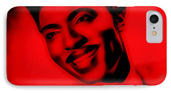 Little Richard Collection IPhone Case by Marvin Blaine