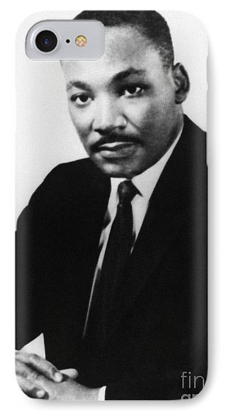 Martin Luther King, Jr Phone Case by Granger