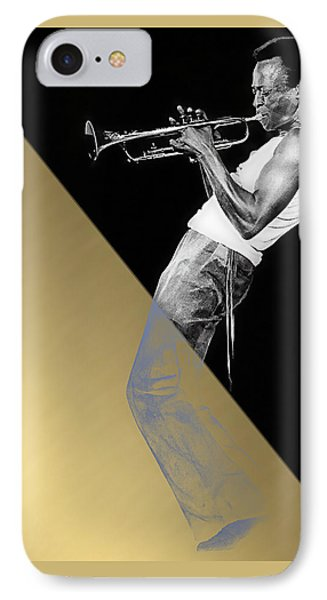 Miles Davis Collection IPhone Case