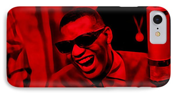 Ray Charles Collection IPhone Case
