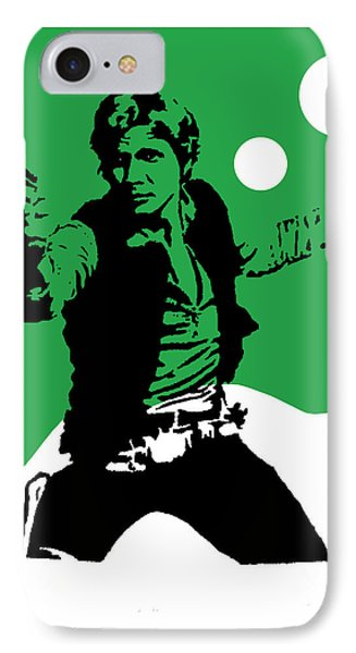 Star Wars Han Solo Collection IPhone Case by Marvin Blaine