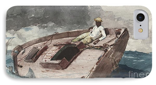 The Gulf Stream IPhone 7 Case by Winslow Homer