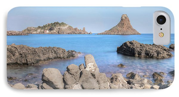Aci Trezza - Sicily IPhone 7 Case