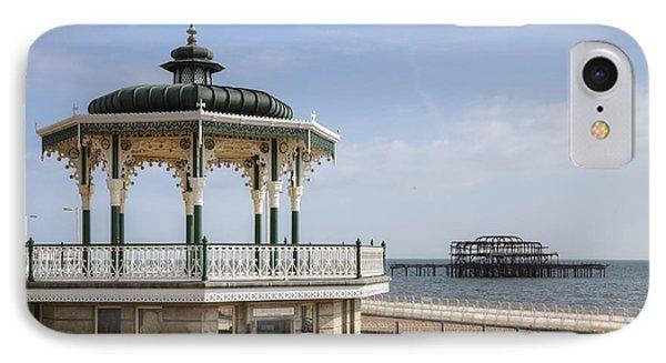 Brighton IPhone Case by Joana Kruse