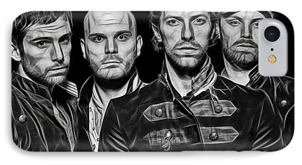 Coldplay Collection IPhone 7 Case