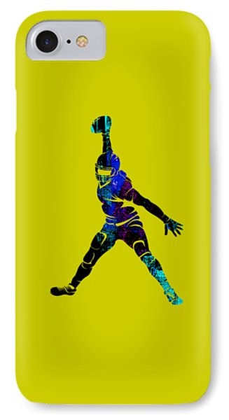 Football Collection IPhone Case by Marvin Blaine