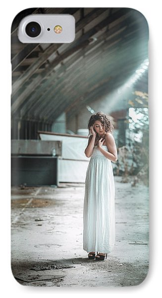 IPhone Case featuring the photograph Giulia by Traven Milovich