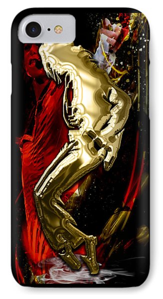Michael Jackson Collection IPhone Case