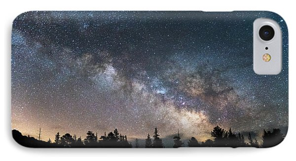 11 Mile Milky Way IPhone Case