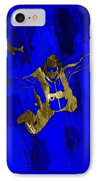 Skydiving Collection IPhone Case