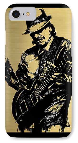 Carlos Santana Collection IPhone 7 Case