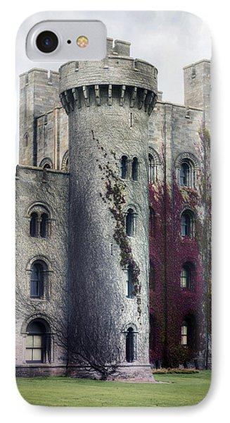 Castle IPhone Case by Joana Kruse