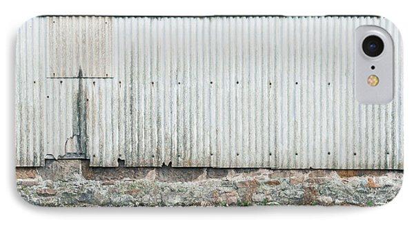 Corrugated Metal IPhone Case