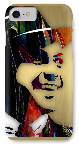 Frank Sinatra Collection IPhone Case by Marvin Blaine