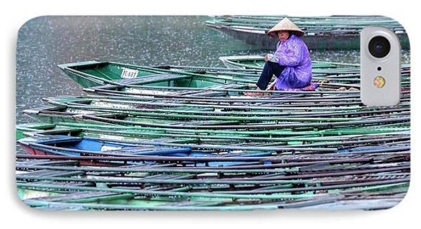 Ninh Binh - Vietnam IPhone Case by Joana Kruse