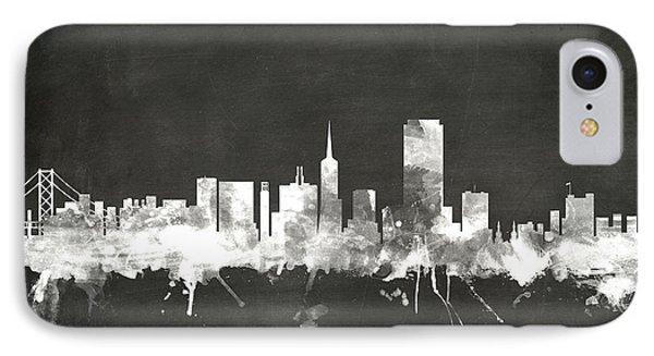 San Francisco City Skyline IPhone Case