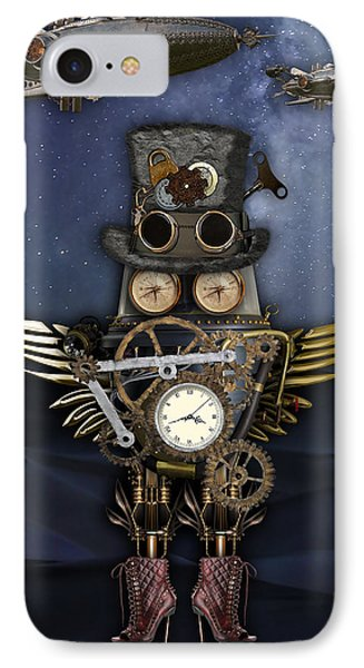 Steampunk Art IPhone 7 Case