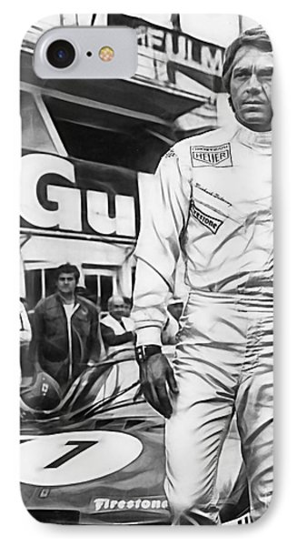 Steve Mcqueen Collection IPhone Case