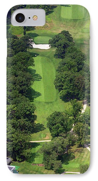 12th Hole Sunnybrook Golf Club 398 Stenton Avenue Plymouth Meeting Pa 19462 1243 Phone Case by Duncan Pearson