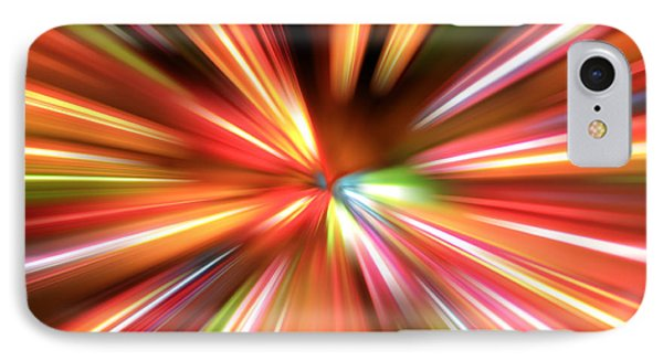 Bright Background  IPhone Case by Les Cunliffe