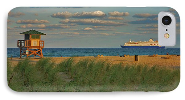 IPhone Case featuring the photograph 13- Cruising In Paradise by Joseph Keane