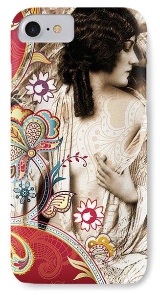 Goddess Phone Case by Chris Andruskiewicz