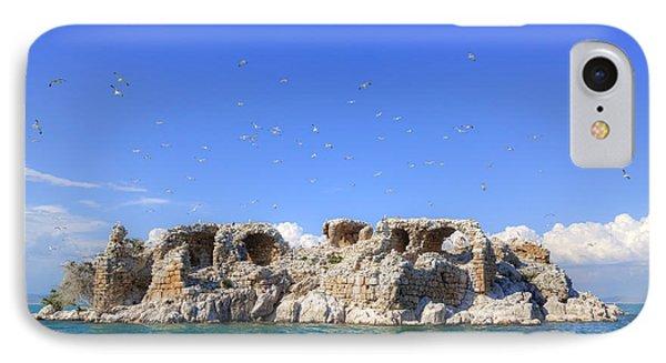 Lake Beysehir - Turkey IPhone Case by Joana Kruse