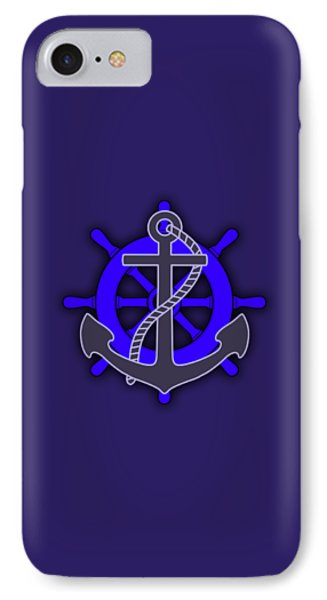 Nautical Collection IPhone Case