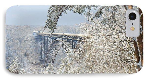 New River Gorge Bridge IPhone Case