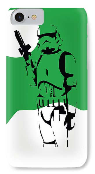 Star Wars Stormtrooper Collection IPhone Case