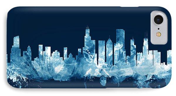 Chicago Illinois Skyline IPhone 7 Case