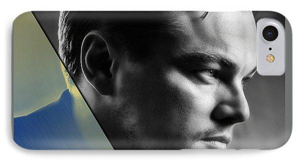 Leonardo Dicaprio Collection IPhone Case