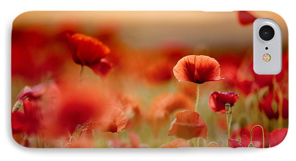 Poppy Dream IPhone Case