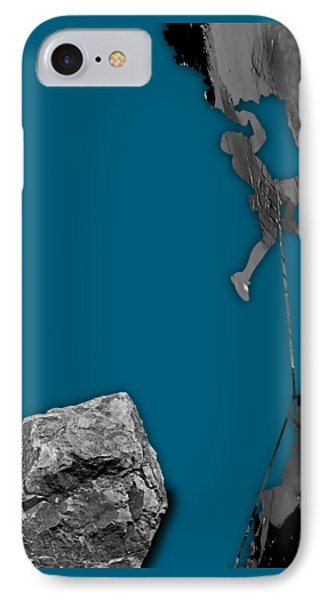 Rock Climber Collection IPhone Case