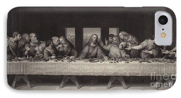 The Last Supper Phone Case by Leonardo da Vinci