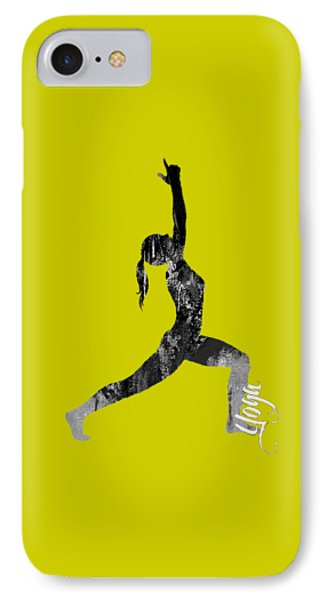 Yoga Collection IPhone Case by Marvin Blaine