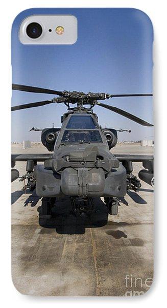 An Ah-64d Apache Longbow Block IIi IPhone Case
