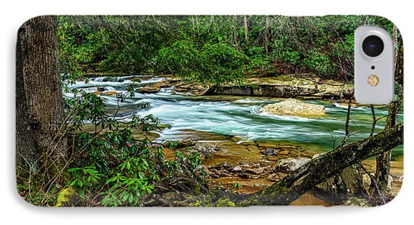IPhone Case featuring the photograph Back Fork Of Elk River by Thomas R Fletcher