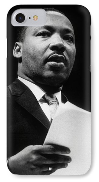 Martin Luther King Jr IPhone Case