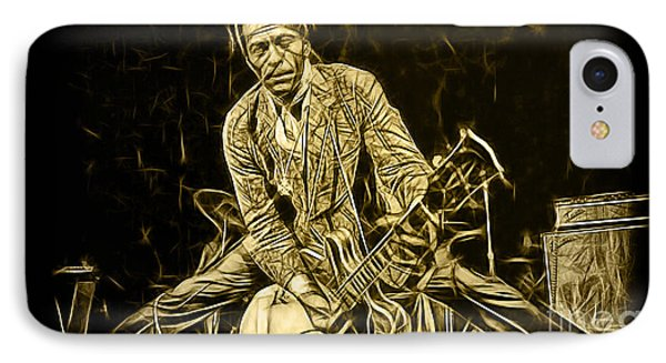 Chuck Berry Collection IPhone Case by Marvin Blaine