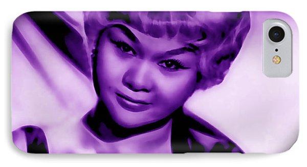 Etta James Collection IPhone Case
