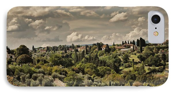 Florence Italy IPhone Case by Cendrine Marrouat