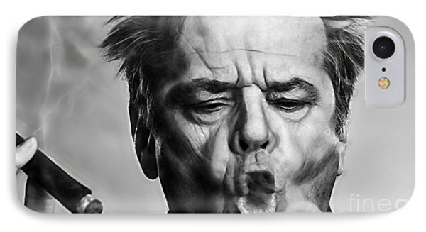 Jack Nicholson Collection IPhone 7 Case